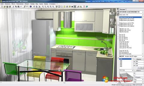 Στιγμιότυπο οθόνης KitchenDraw Windows 7