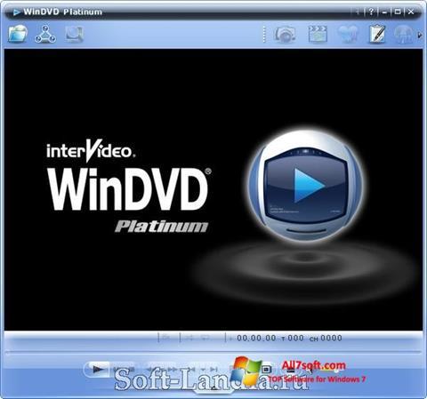 Στιγμιότυπο οθόνης WinDVD Windows 7