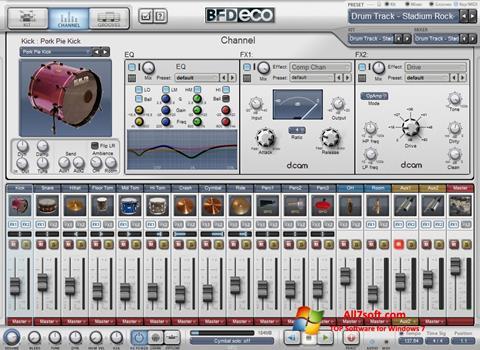 Στιγμιότυπο οθόνης Echo Windows 7