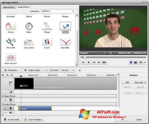 Στιγμιότυπο οθόνης AVS Video Converter Windows 7