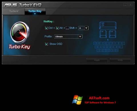 Στιγμιότυπο οθόνης TurboV EVO Windows 7