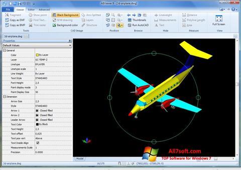 Στιγμιότυπο οθόνης ABViewer Windows 7